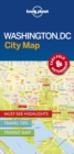 Lonely Planet Washington DC City Map - Book