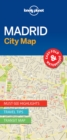 Lonely Planet Madrid City Map - Book