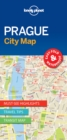 Lonely Planet Prague City Map - Book