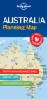 Lonely Planet Australia Planning Map - Book
