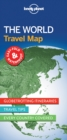 Lonely Planet The World Planning Map - Book