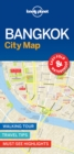 Lonely Planet Bangkok City Map - Book