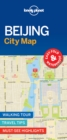 Lonely Planet Beijing City Map - Book