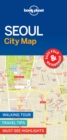 Lonely Planet Seoul City Map - Book