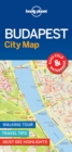 Lonely Planet Budapest City Map - Book