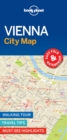 Lonely Planet Vienna City Map - Book