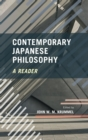Contemporary Japanese Philosophy : A Reader - eBook