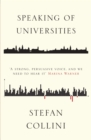 Speaking of Universities - Book