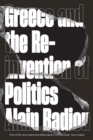 Greece and the Reinvention of Politics - eBook