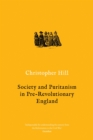 Society and Puritanism in Pre-Revolutionary England - eBook