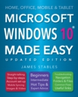 Windows 10 Made Easy (2017 edition) - Book