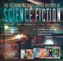 The Astounding Illustrated History of Science Fiction - Book