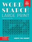 Word Search Large Print : Word Play Twists and Challenges - Book