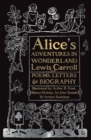Alice's Adventures in Wonderland : Unabridged, with Poems, Letters & Biography - Book