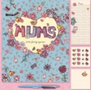 Mum's Fabric Household Square Wall Planner Calendar 2020 - Book