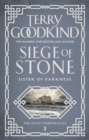 Siege of Stone - Book
