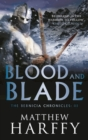 Blood and Blade - Book