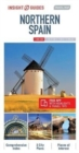 Insight Guides Travel Map of Northern Spain - Barcelona Map, Madrid Map - Book