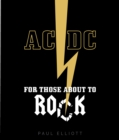 AC/DC : For Those About to Rock - Book