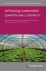 Achieving sustainable greenhouse cultivation - eBook