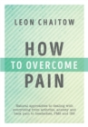 How to Overcome Pain - eBook