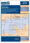 Imray Chart C15 : The Solent - Bembridge to Hurst Point and Southampton - Book