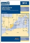 Imray Chart M12 : Cabo de Gata to Denia and Ibiza - Book