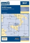 Imray Chart M47 : Aeolian Islands - Book