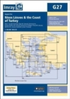 Imray Chart G27 : Nisos Lesvos & the Coast of Turkey - Book