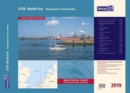 Imray 2120 Chart Atlas 2019 : Nieuwpoort to Den Helder - Book