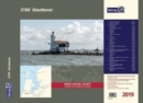 Imray Chart Atlas 2160 : IJsselmeer Chart Atlas 2019 - Book