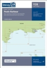 Imray Chart Y39 : Poole Harbour (Small Format) - Book