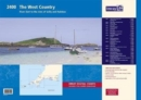 Imray 2400 West Country Chart  Atlas : River Dart to the Isles of Scilly and Padstow - Book
