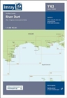 Imray Chart Y43 : River Dart (Small Format) - Book