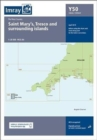 Imray Chart Y50 : Saint Mary's, Tresco and Surrounding Islands (Small Format) - Book