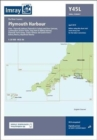 Imray Chart Y45 Plymouth Harbour Laminated : Laminated Y45 Plymouth Harbour (Small Format) - Book