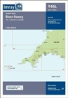 Imray Chart Y46 River Fowey Laminated : Laminated Y46 River Fowey (Small Format) - Book