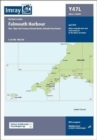 Imray Chart Y47 Falmouth Harbour Laminated : Laminated Y47 Falmouth Harbour (Small Format) - Book