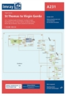Imray Chart A231 : Virgin Islands St Thomas to Virgin Gorda - Book