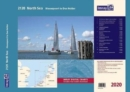Imray 2120 North Sea - Nieuwpoort to Den Helder Chart Atlas 2020 : Nieuwpoort to Den Helder (including North Sea Passage Planning sheet) - Book