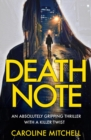 Death Note : An Absolutely Gripping Thriller With a Killer Twist - eBook