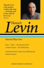 Hanoch Levin: Selected Plays One - Book