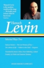 Hanoch Levin: Selected Plays Two - Book