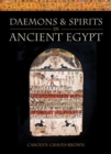 Daemons and Spirits in Ancient Egypt - Book