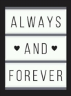 Always and Forever : Romantic Quotes about Love, Weddings and Marriage - Book