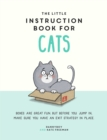 The Little Instruction Book for Cats - Book