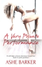 A Very Private Performance - eBook