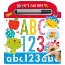 Write and Wipe ABC 123 - Book