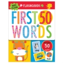 First 50 Words Flashcards - Book