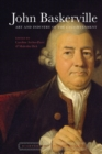 John Baskerville : Art and Industry in the Enlightenment - Book